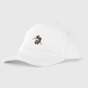 - People 7 Kids Baseball Cap Front White 500 18