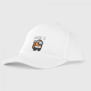 - People 7 Kids Baseball Cap Front White 500 19