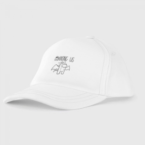 - People 7 Kids Baseball Cap Front White 500 21