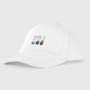 - People 7 Kids Baseball Cap Front White 500 23