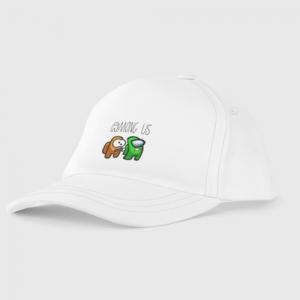 - People 7 Kids Baseball Cap Front White 500 24