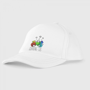 - People 7 Kids Baseball Cap Front White 500 25