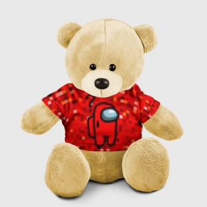 - People 8 Bear Toy Front Yellow 500 119