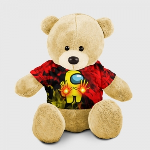 - People 8 Bear Toy Front Yellow 500 120