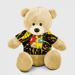 Merchandise Among Us Teddy Bear Sus Blot