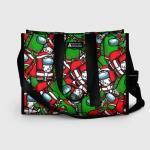 Collectibles Shopping Bag Santa Imposter Among Us
