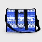 Merchandise - Shopping Bag Among Us Christmas Pattern