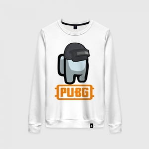 - People 8 Woman Sweatshirt Front White 500 82