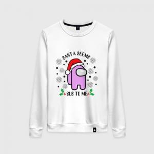 - People 8 Woman Sweatshirt Front White 500 84